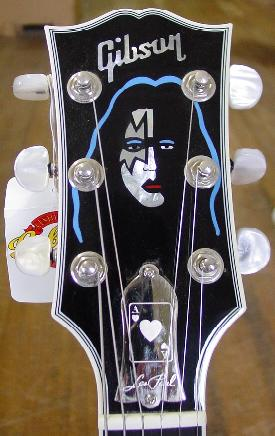 Headstock Inlay on Les Paul Wiring Diagram